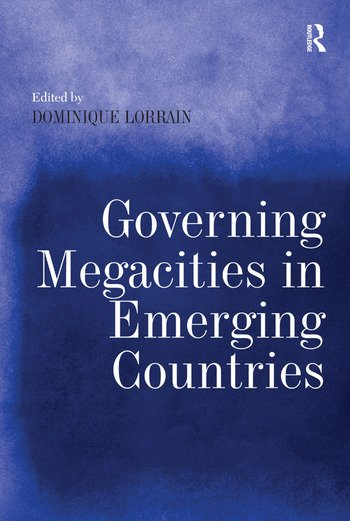 Governing Megacities in Emerging Countries book cover