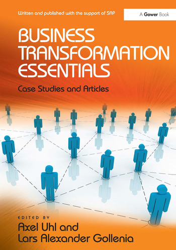 Business Transformation Essentials Case Studies and Articles book cover