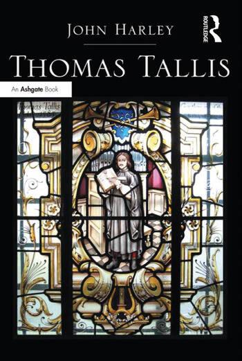 Thomas Tallis book cover
