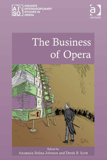 The Business of Opera book cover
