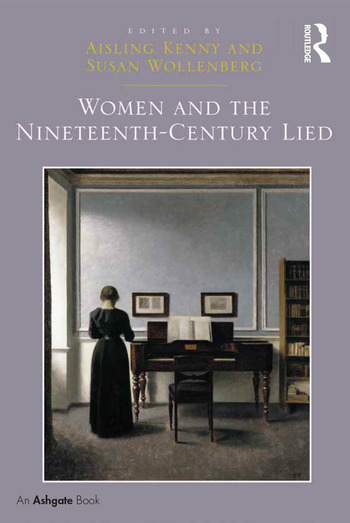 Women and the Nineteenth-Century Lied book cover