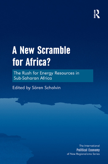 A New Scramble for Africa? The Rush for Energy Resources in Sub-Saharan Africa book cover