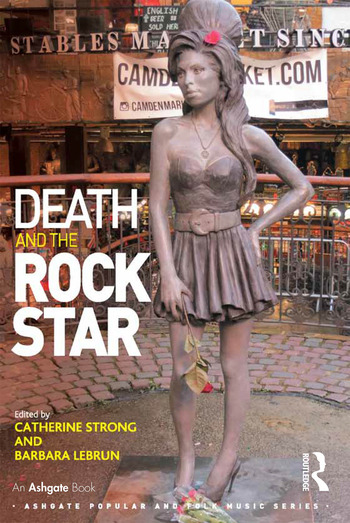 Death and the Rock Star book cover