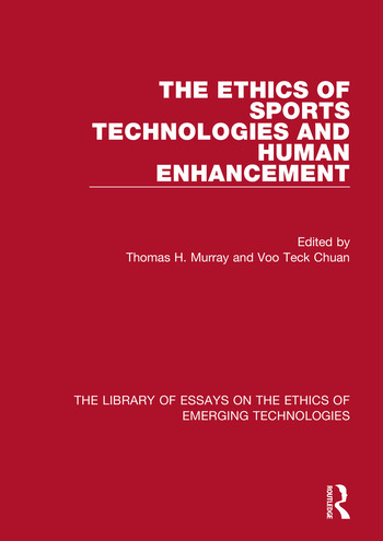 The Ethics of Sports Technologies and Human Enhancement book cover