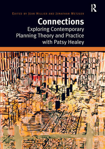 Connections Exploring Contemporary Planning Theory and Practice with Patsy Healey book cover