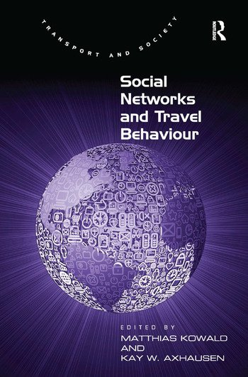 Social Networks and Travel Behaviour book cover