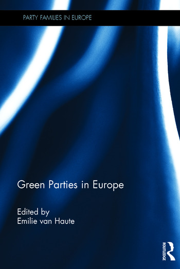 Green Parties in Europe book cover