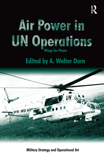 Air Power in UN Operations Wings for Peace book cover
