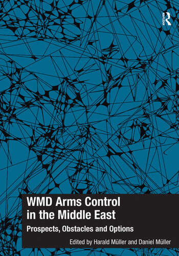 WMD Arms Control in the Middle East Prospects, Obstacles and Options book cover