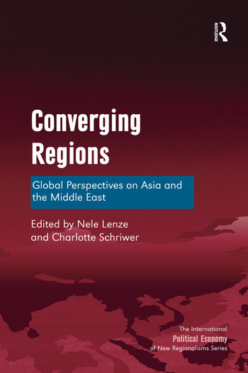 Converging Regions Global Perspectives on Asia and the Middle East book cover