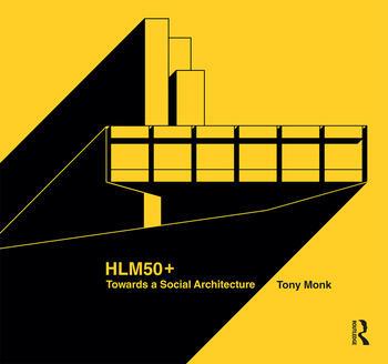 HLM50+ Towards a Social Architecture book cover