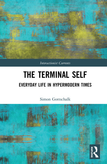 The Terminal Self Everyday Life in Hypermodern Times book cover