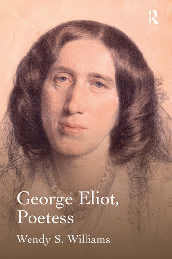 George Eliot, Poetess book cover