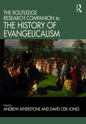 The Routledge Research Companion to the History of Evangelicalism book cover