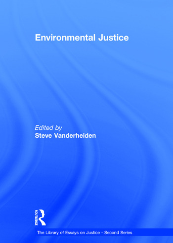 Environmental Justice book cover