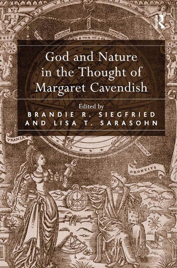 God and Nature in the Thought of Margaret Cavendish book cover