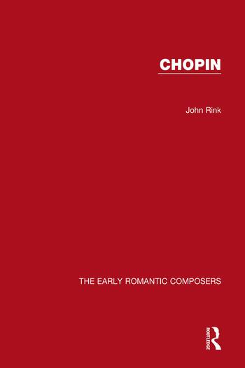 Chopin book cover