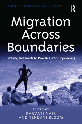 Migration Across Boundaries Linking Research to Practice and Experience book cover