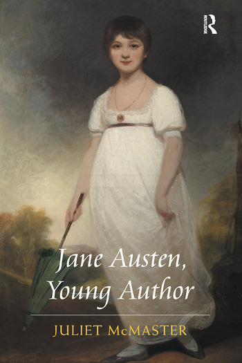 Jane Austen, Young Author book cover