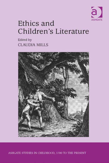 Ethics and Children's Literature book cover