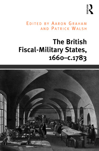 The British Fiscal-Military States, 1660-c.1783 book cover