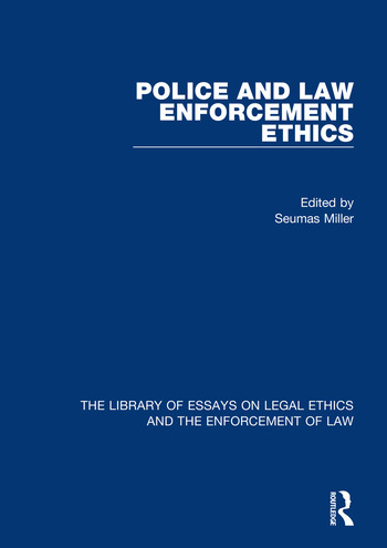 Police and Law Enforcement Ethics book cover