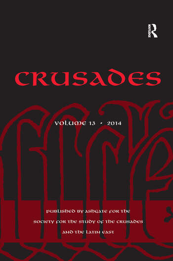 Crusades Volume 13 book cover