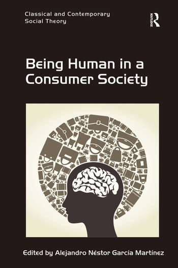 Being Human in a Consumer Society book cover