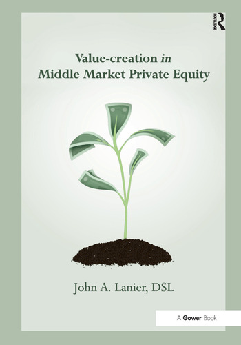 Value-creation in Middle Market Private Equity book cover