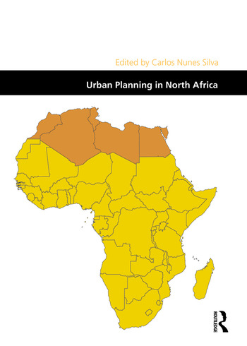 Urban Planning in North Africa book cover