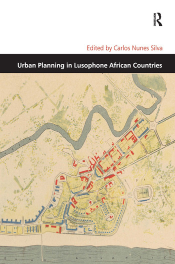 Urban Planning in Lusophone African Countries book cover