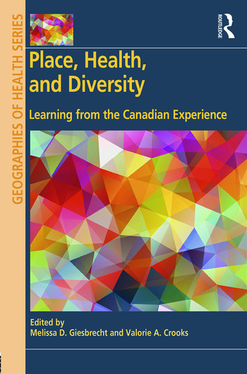 Place, Health, and Diversity Learning from the Canadian Experience book cover