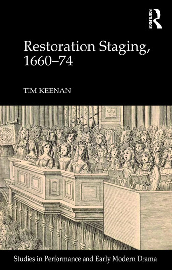 Restoration Staging, 1660-74 book cover
