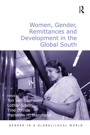 Women, Gender, Remittances and Development in the Global South book cover