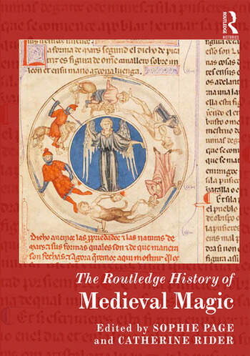 The Routledge History of Medieval Magic book cover