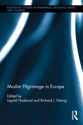 Muslim Pilgrimage in Europe book cover