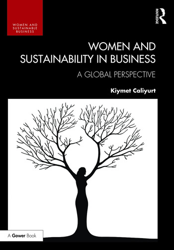 Women and Sustainability in Business A Global Perspective book cover