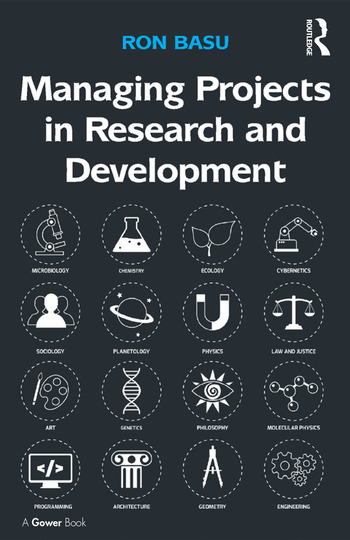 Managing Projects in Research and Development book cover
