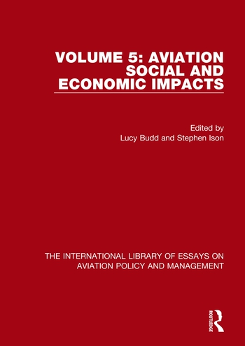 Aviation Social and Economic Impacts book cover