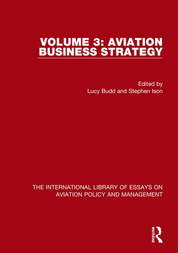Aviation Business Strategy book cover