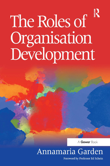 The Roles of Organisation Development book cover