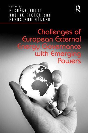 Challenges of European External Energy Governance with Emerging Powers book cover