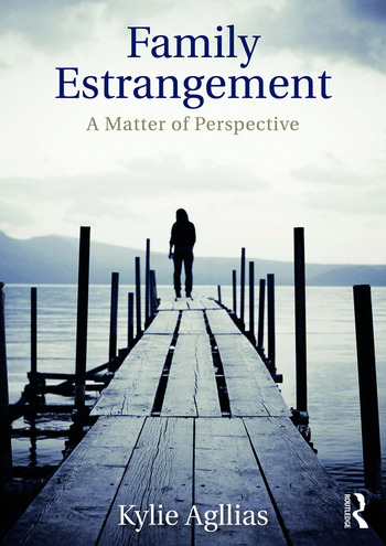 Family Estrangement A matter of perspective book cover