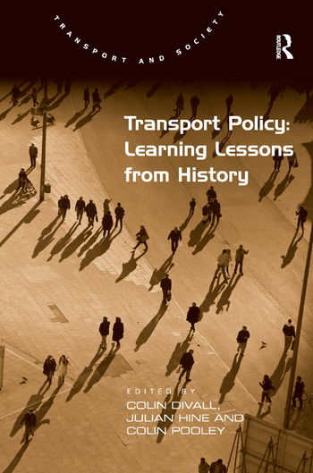 Transport Policy: Learning Lessons from History book cover