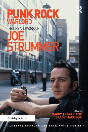Punk Rock Warlord: the Life and Work of Joe Strummer book cover