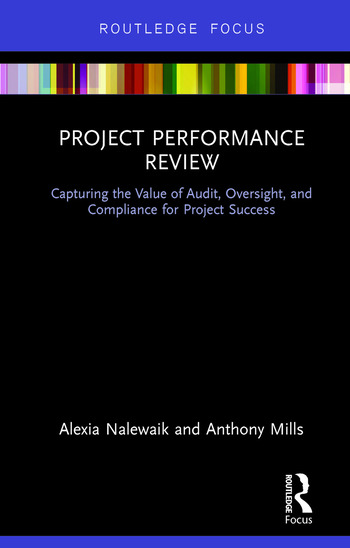 Project Performance Review Capturing the Value of Audit, Oversight, and Compliance for Project Success book cover