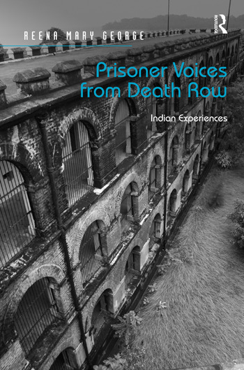 Prisoner Voices from Death Row Indian Experiences book cover