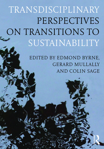 Transdisciplinary Perspectives on Transitions to Sustainability book cover