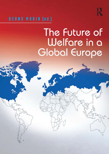 The Future of Welfare in a Global Europe book cover