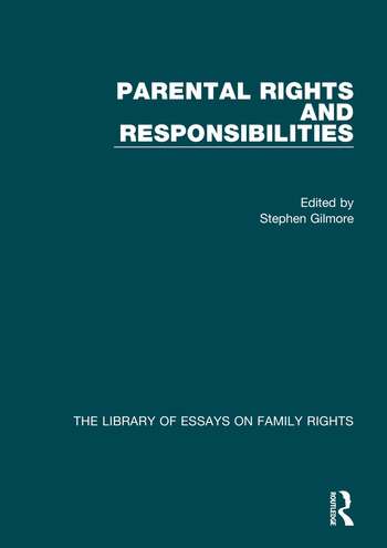 Parental Rights and Responsibilities book cover